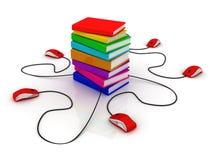 Onlineausbildung Lizenzfreie Stockfotos