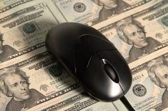 Onlinebankverkehr Lizenzfreie Stockfotografie