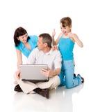 Onlineeinkaufen Stockbilder
