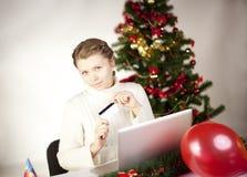 OnlineShoping Lizenzfreie Stockfotografie