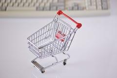 Onlineshopping Stock Image