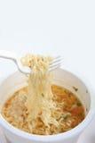 Onmiddellijk voedsel royalty-vrije stock fotografie