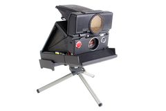 Onmiddellijke camera Royalty-vrije Stock Foto's