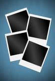 Onmiddellijke cameraframes Stock Foto