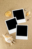 Onmiddellijke foto Stock Afbeeldingen