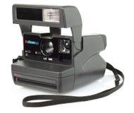 Onmiddellijke fotocamera Stock Foto's