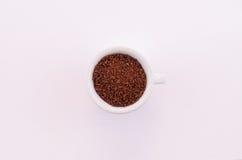 Onmiddellijke koffie Stock Foto's