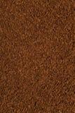 Onmiddellijke koffieachtergrond stock foto's