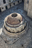 Onofrio's Fountain in Dubrovnik Stock Photography