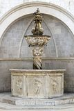 Onofrio small Fountain Royalty Free Stock Photography