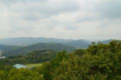 Onomichi山日本 免版税图库摄影
