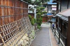 Onomichi Old Town. Onomichi, Japan. Old Town street. Travel destination in Chugoku region stock photos