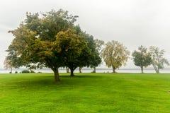 Onondaga Lake and Park Royalty Free Stock Images