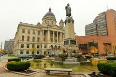 Onondaga okręgu administracyjnego gmach sądu - Syracuse, NY Obrazy Royalty Free