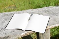 Onopgeloste pen en stootkussen Stock Fotografie