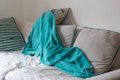 Onordelijke die laag voor een dutje wordt gebruikt Royalty-vrije Stock Afbeeldingen
