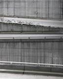 Onramps d'autoroute Photographie stock
