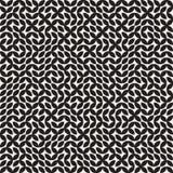 Onregelmatig Maze Line Abstract geometrisch Ontwerp als achtergrond Stock Fotografie