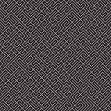 Onregelmatig Maze Lines Abstract geometrisch Ontwerp als achtergrond Stock Foto's