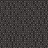 Onregelmatig Maze Lines Abstract geometrisch Ontwerp als achtergrond Royalty-vrije Stock Foto