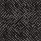 Onregelmatig Maze Lines Abstract geometrisch Ontwerp als achtergrond Vector Naadloos Zwart-wit Chaotisch Patroon Royalty-vrije Stock Fotografie