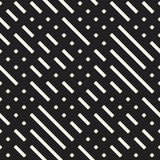 Onregelmatig Maze Shapes Tiling Contemporary Graphic-Ontwerp Vector naadloos patroon Stock Foto's