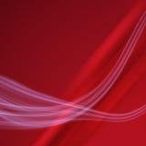 Onregelmatige gekleurde strepen Royalty-vrije Stock Afbeelding
