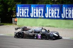 Onroak Automotive Ligier Sports Prototype Royalty Free Stock Image