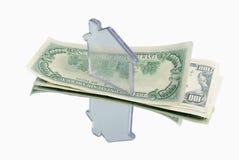 Onroerende goederen en financiën Royalty-vrije Stock Foto's