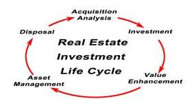 Onroerende goedereninvestering vector illustratie