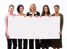 Ons bedrijfteam stelt voor Stock Fotografie