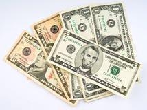 Ons dollars Stock Afbeelding