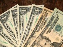 Ons-dollars royalty-vrije stock fotografie