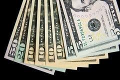Ons dollars Stock Fotografie