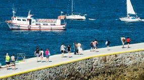 Ons Island Stockfotos
