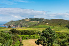 Ons Island en Galicie, Espagne photo libre de droits
