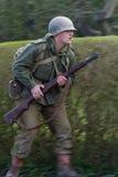 Ons militair Royalty-vrije Stock Fotografie
