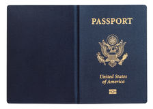 Ons paspoort Royalty-vrije Stock Foto's