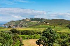 Ons wyspa w Galicia, Hiszpania Zdjęcie Royalty Free