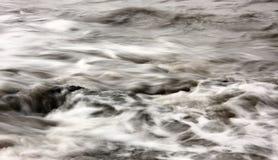 Onscherpe golven Stock Foto