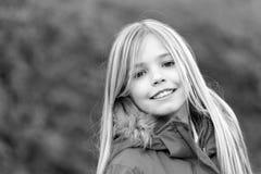 Onschuld, zuiverheid en de jeugd royalty-vrije stock afbeelding