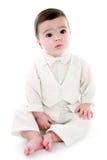 Onschuldige baby Royalty-vrije Stock Foto
