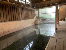 Free Onsen Bath, Japan Royalty Free Stock Photos - 177594078