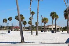 Onshore à la plage Image stock