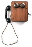 Onstabiele telefoon Stock Foto