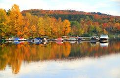 Ontario湖 库存照片