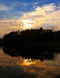 Ontario Lake Stock Image
