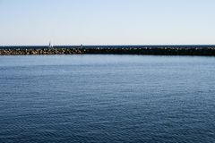 Ontario lake Stock Photography