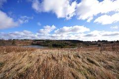 Ontario-Landschaft im Fall Lizenzfreie Stockfotografie
