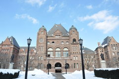 Ontario Legislative Assembly Building Royalty Free Stock Image